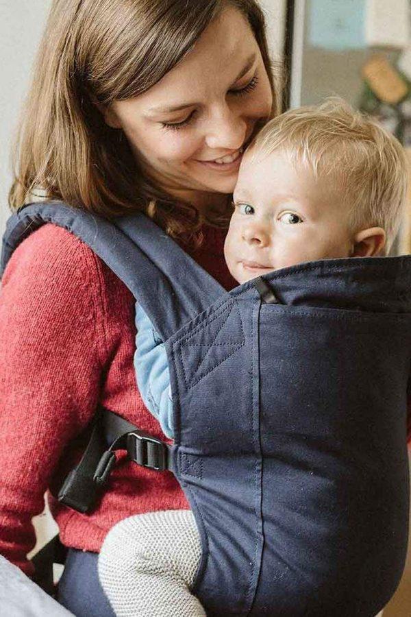 Boba 4GS Bebek Taşıyıcı – Navy