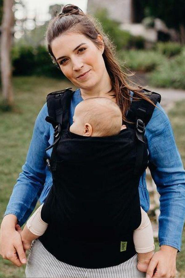 Boba X Bebek Taşıyıcı – Black Beauty